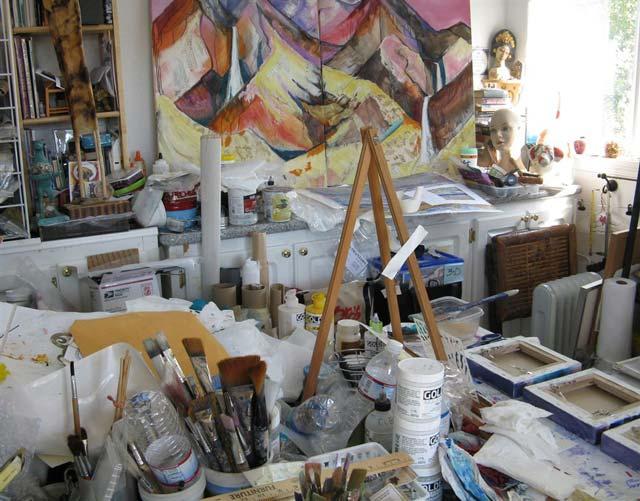 Studio-Inside